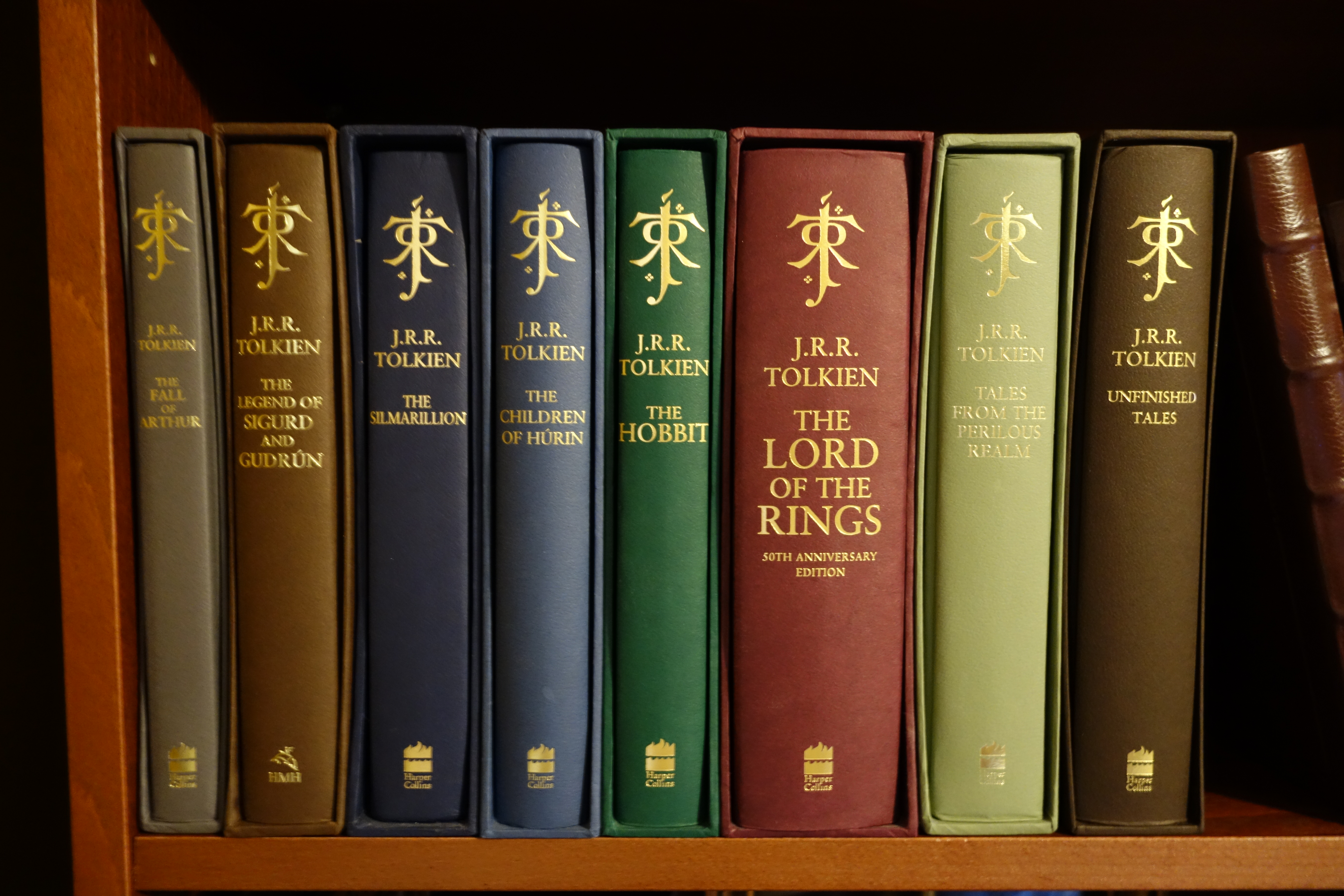 a review of jrr tolkiens the lord of the rings In addition to the hobbit and the lord of the rings, tolkien's published fiction includes the he gave me very good reviews j r r tolkien.