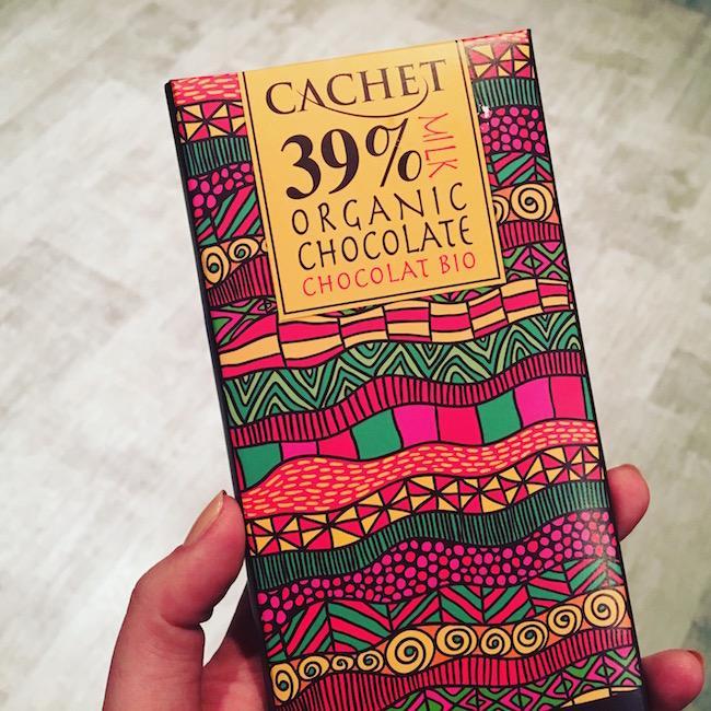 """Jedna od čokolada iz ponude. Lijepa i za gledanje, a kamoli jedenje. """"DiVina""""."""