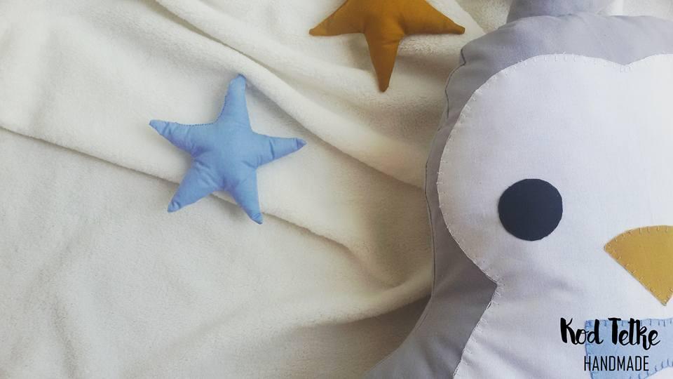 Unikatni jastuci pingvin