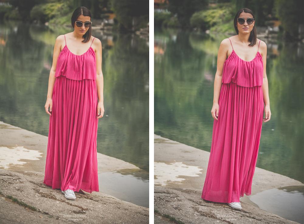 haljina za svadbu mango lovily blog