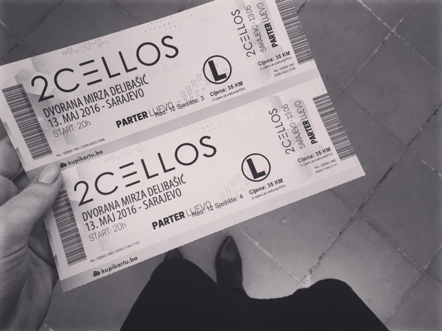 2 cellos koncert lovily