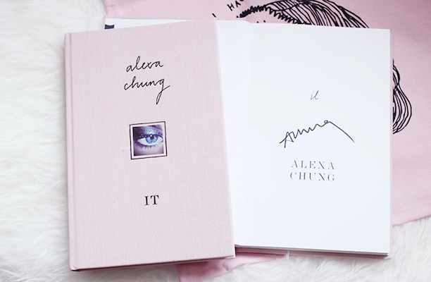 alexa chung it knjiga lovily