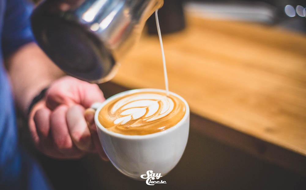soljica kafe latte art kafa mlijeko