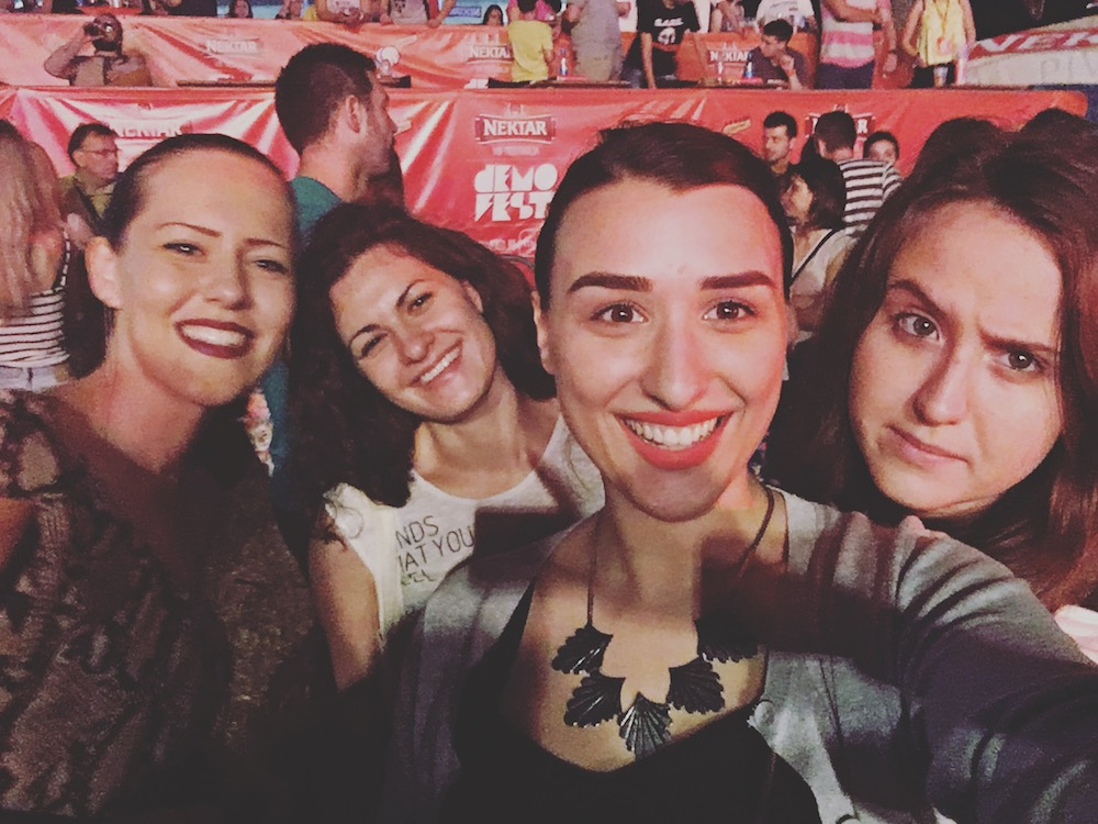demofest banja luka 2016