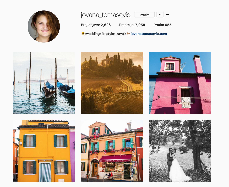 jovana tomasevic instagram