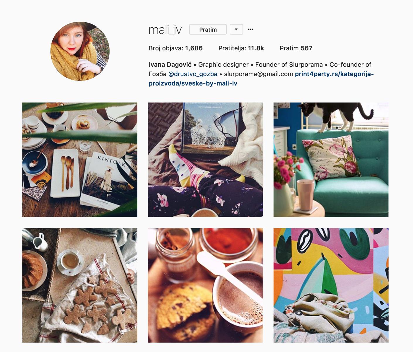 mali iv instagram