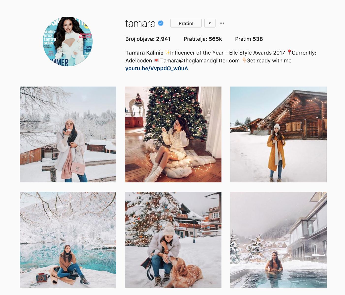 tamara instagram