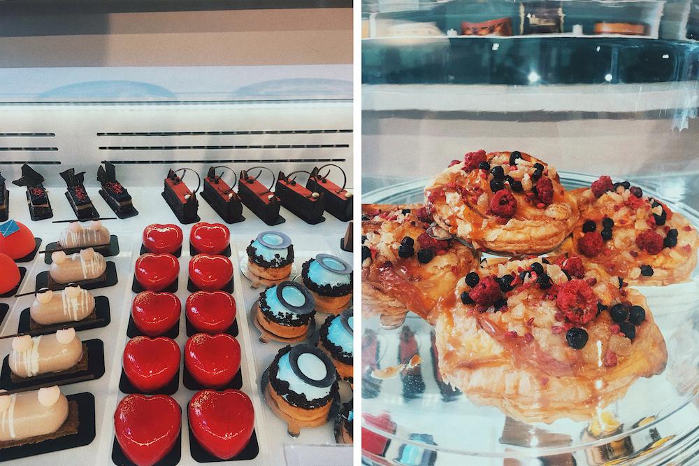 mandarina cake shop beograd