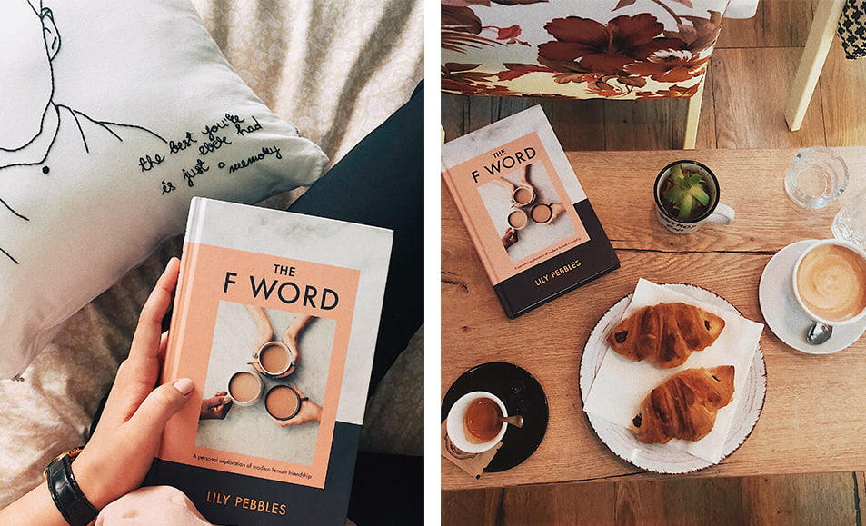 lily pebbles the f word recenzija