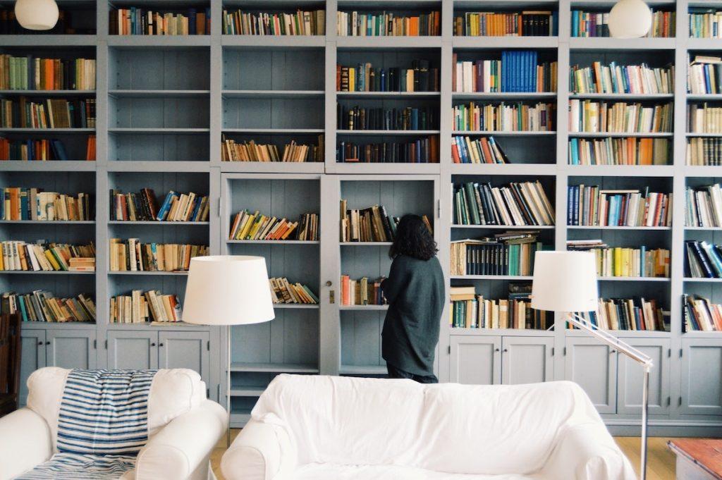 obavezne knjige u kucnoj biblioteci